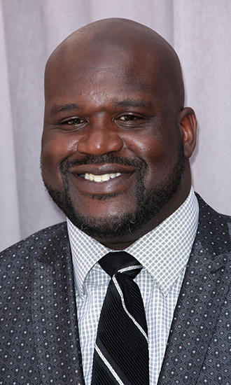 Now a Producer on Killer Bees: Shaquille O'Neal.